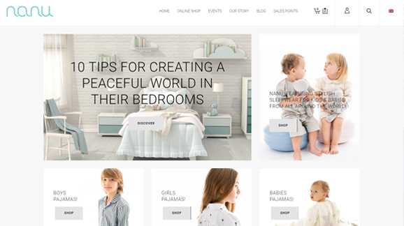 artcore-web-design-project-nanu-bedtime