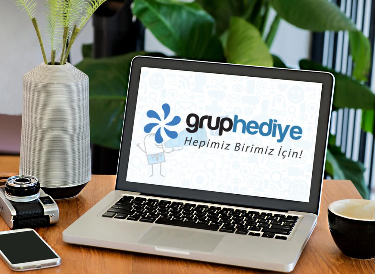 Gruphediye.com Company Logo image at Artcore Creative Logo Design Company Logo Works Portfolio