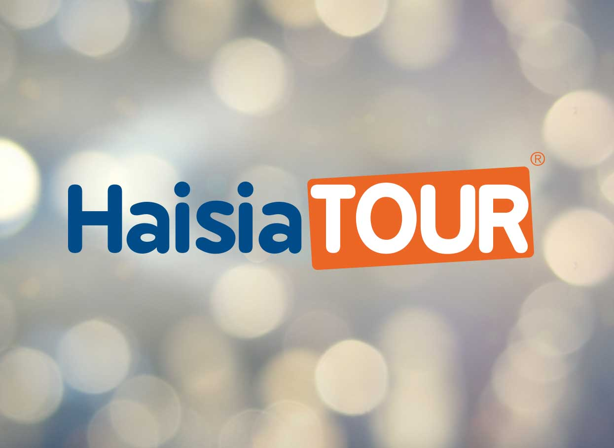 Haisia Tours Company Logo image links to http://haisiatour.com/ website.