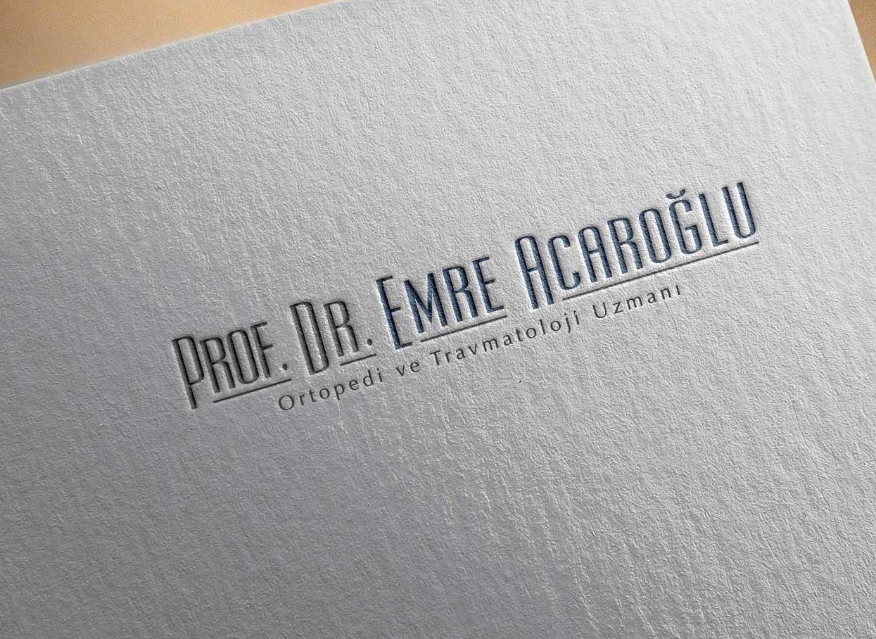Prof. Dr. Emre Acaroglu Personal Logo image links to http://www.acaroglu.com/ website.