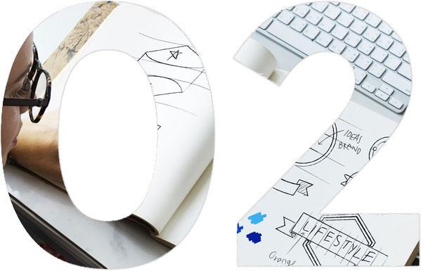 Artcore Creative Logo Design Process number 02 image