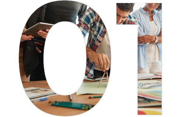 Artcore Creative Logo Design Process number 01 image