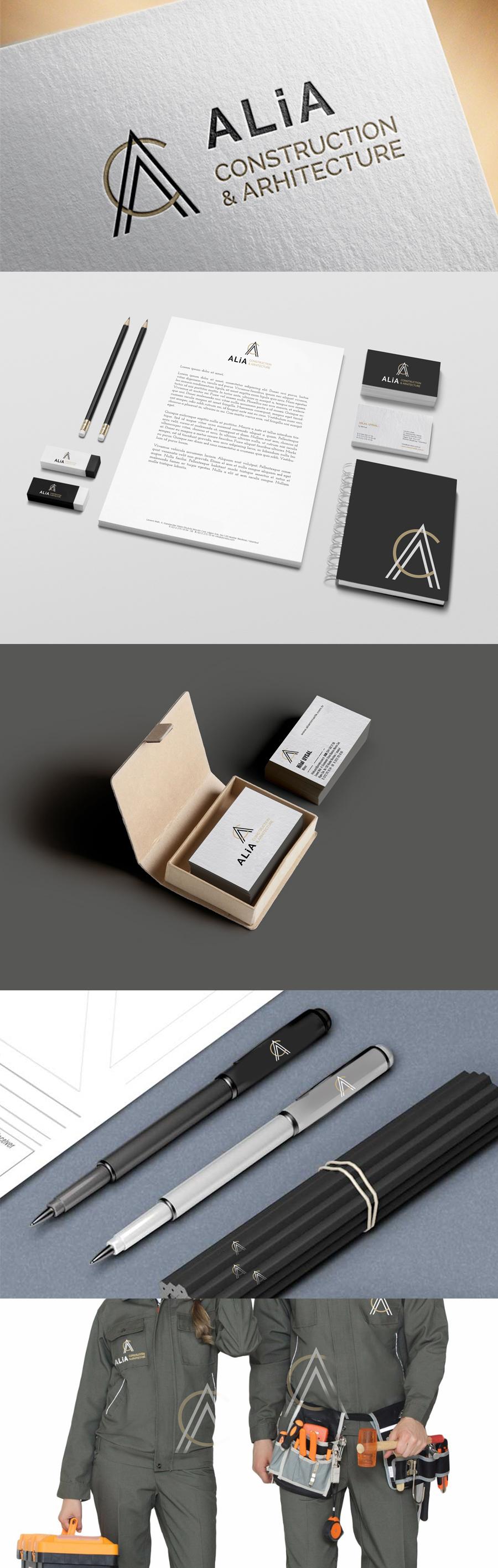 alia-mimarlik-logo-ve-kurumsal-kimlik-tasarimi